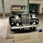 Museu dos Transportes e Comunicações - Exposição Motor da República os carros dos Presidentes