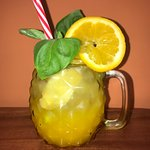 our Amber Mocktail