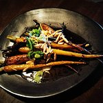 Heirloom Carrots, were so sweet and delicious