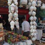 Lamps @ The Anjuna Market!