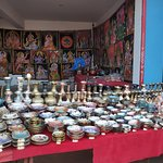 The Anjuna Market!