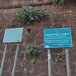 Timings of Chapora Fort! It's not yet imposed!