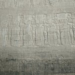 hieroglyphic / pictographic reliefs on the walls atTemple of Isis at Philae. Some of them are in very good condition..