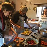 2019 Half Day Hands on Italian Cooking class #Tuscany #Chianti