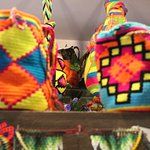 Colourful souvenirs if you needed it...