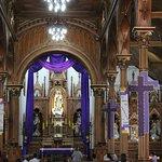 It is a beautiful little church.