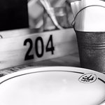 Plate and Table number