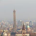 Il centro di Bologna