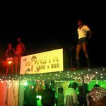 The only place you can find girls dancing on the roof is Monsta Bar. We have the main attraction