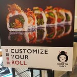 Customize Your Roll