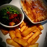Specials Pie Night - Monday 5pm - 8.30pm