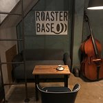 Roaster Base