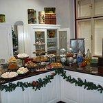Expozice historické cukrárny