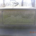 Tomb of Elihu Yale (1649-1721) - St. Giles Churchyard (Wrexham)