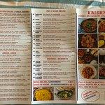 Bilde fra Krishna Indian Restaurant