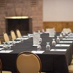 The Adirondack Room- Boardroom Style Layout
