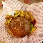 Photo de Holy Cow! Gourmet Burger Company- Cheneau De Bourg