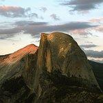 Parque Nacional de Yosemite. Half Dome.