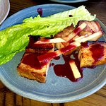 Ely's Ivy...Pork Belly...March 2019