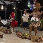 Saletoga Sands - around the resort - Wednesday Fia Fia night finale dance