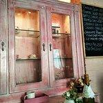 Inside Rose Cafe