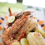 Our seafood platter