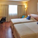 Habitación Standard con 2 camas individuales