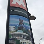 Metro Taschkent – fénykép