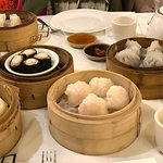 Some of our dim sum order.