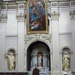 L'altare del transetto dx