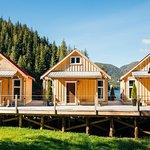 Nimmo Bay Cabins