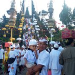 Mother temple in bali