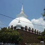 Буддийский храм Kalutara Bodhiya