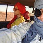 ベルベルの衣装に身を包んで。いざサハラ砂漠のキャンプへ。