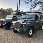 Matching 110's and iKamper roof tents