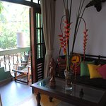 Wonderful balcony