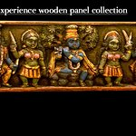 Experience wooden panel collection