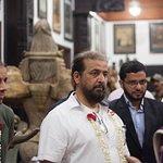 Commander Qatar Emiri Naval Forces, Staff Major General (Sea) Abdullah Bin Hassan Al-Sulaiti. APP visit to Kerala Folklore Museum