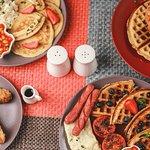 Fotografia de Waffle Way