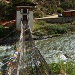 Tacho Lhakhang bridge www.worldtourplan.com