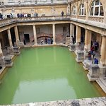 The Roman Baths – fotografija