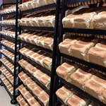 Bread baked fresh EVERYDAY