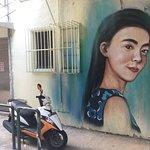 Praca de Ponte e Horta - street art (3)