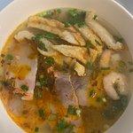 Banh canh ( fish cake)