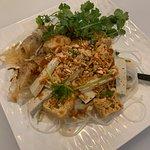 Vegan rice noodle