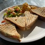 Food - Golden Swan Beach Resort Photo