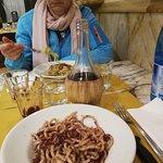 Pici al Buristo (Blutwurst)