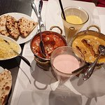 tandoori food, delicious
