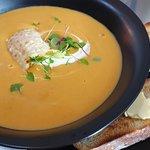 Mum's Pumpkin Soup