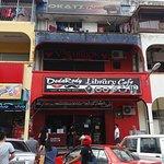 DedaRody Library Cafe